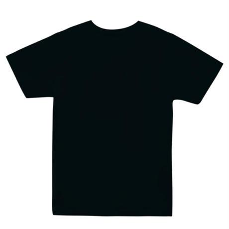 ユーロTシャツ|黒|LINDA MANIA