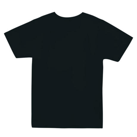 ユーロTシャツ|黒|金ロゴ