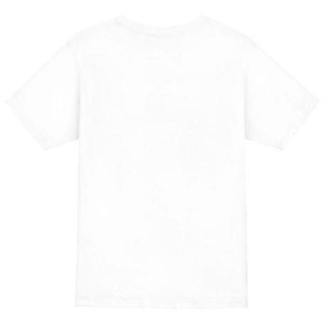 お手軽Tシャツ|白|親衛隊