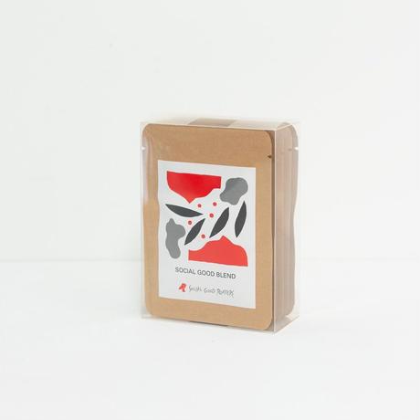 COFFEE BAG BOX(5pcs / 1box)