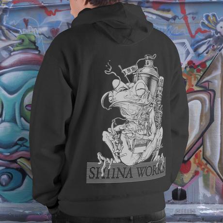 SH11NA WORKS 2018 official hoodie