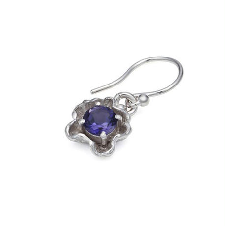 SHAFCA FLOWER STONE PIERCE (Blue)