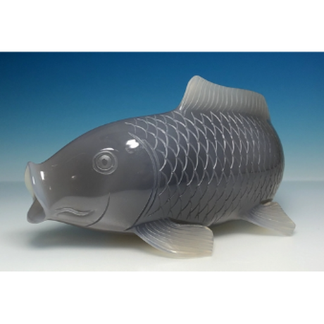 彫刻 生めのう 鯉