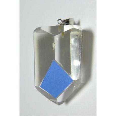 K14WG 右巻き水晶(美晶堂・オリジナル)RSQ-014