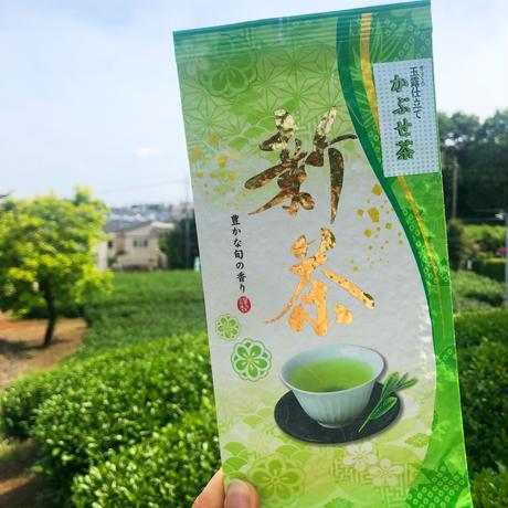 かぶせ茶(冠せ茶) 100g