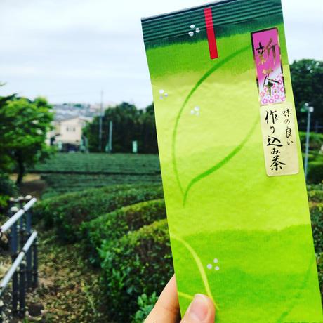 【お徳用】つくり込み茶 荒茶仕立て 150g