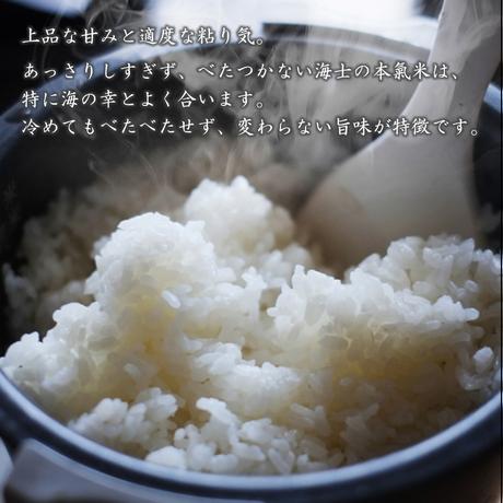 【令和2年産】ブランド米◆海士の本氣米きぬむすめ 1kg<特別栽培米>