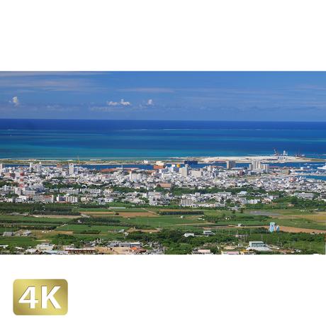 1038050 ■ 石垣島 石垣市街バンナ岳