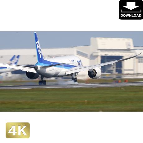2031122 ■ 成田空港 着陸