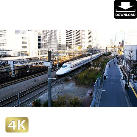 2028098 ■ 東京 田町駅新幹線