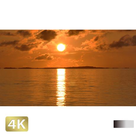 1013009 ■ 沖縄 中城の日の出