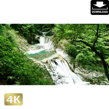 2010017 ■ 西沢渓谷 七ツ釜五段の滝