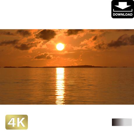 2013009 ■ 沖縄本島 中城海岸 日の出