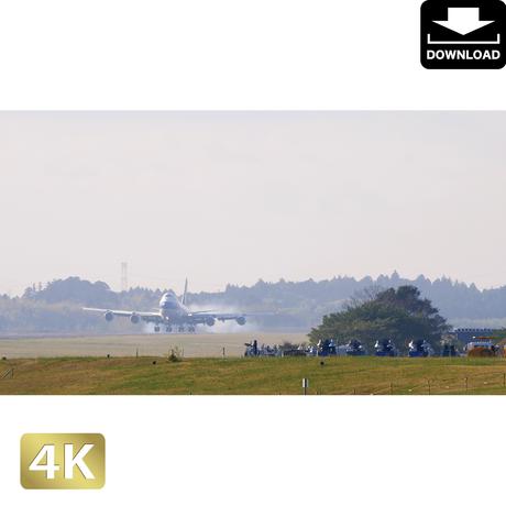 2031028 ■ 成田空港 着陸