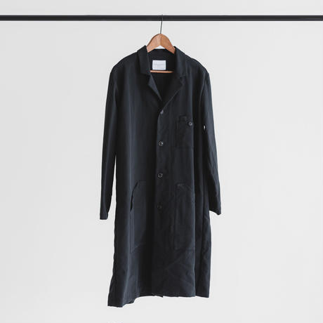Atelier coat (ink black)