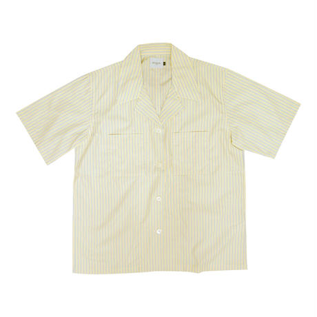 Half Sleeve Striped Ewen Shirt