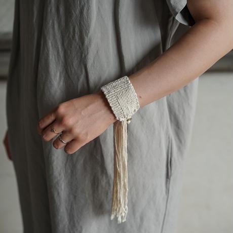 糸バングル 09