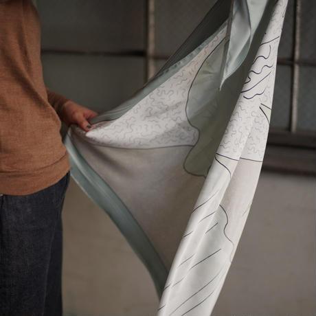 big scarf(morning)