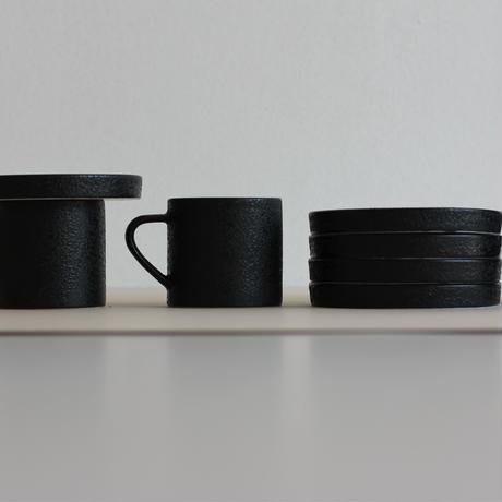 コーヒーカップ Svart Yuzu(黒柚子)