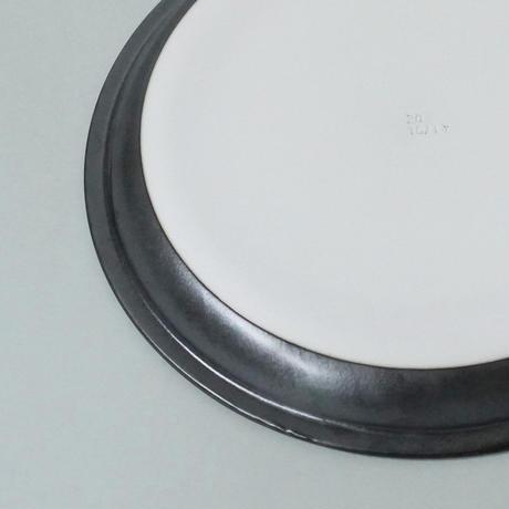 Plate 260 / Black