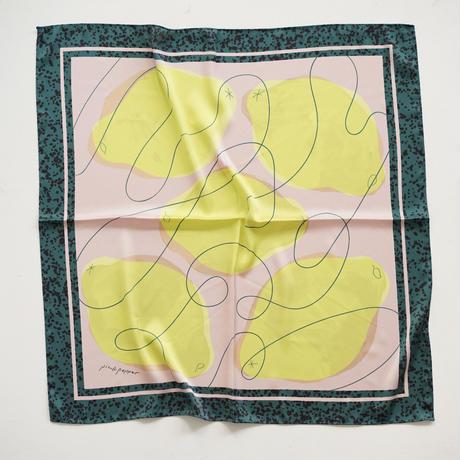 scarf(Lemon)