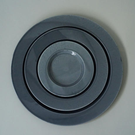 Rim Plate 120 / Gray