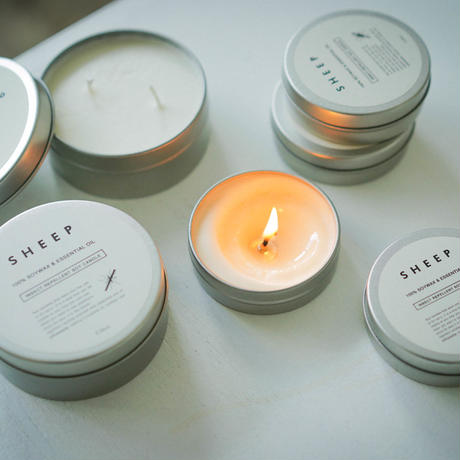 INSECT REPELLENT SOY CANDLE _ 02(虫除けソイキャンドル)