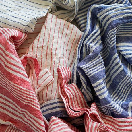 cont shopping bag ( blue / stripe 2 )