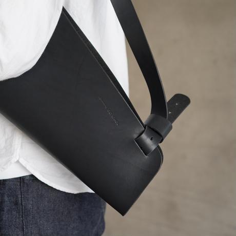 flower bag L    (ブラック) cont別注