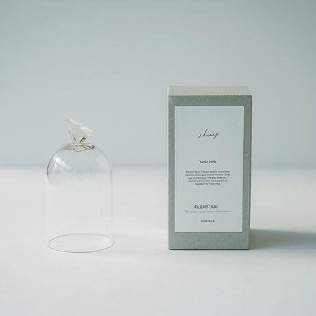 GLASS DOME _クリア SSサイズ用