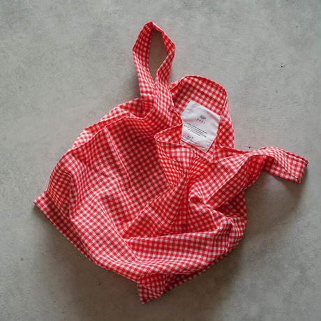 cont shopping bag ( red )