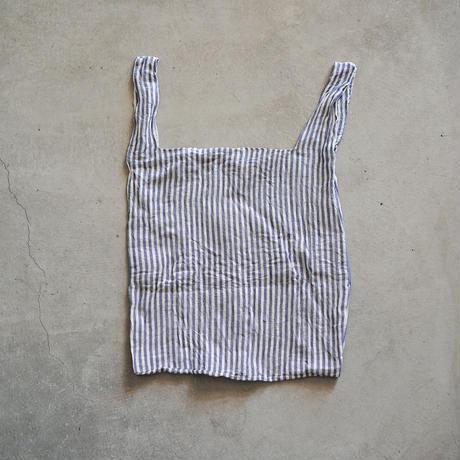 cont shopping bag ( blue / stripe 1 )