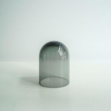 GLASS DOME _グレー Sサイズ用