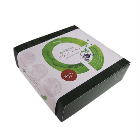 Matcha(Green Tea) BumKuchen -Muslim Friendly Snack