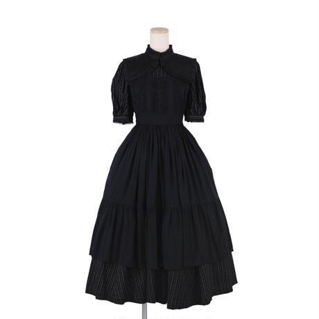 """""""Florence""""エプロンドレス / ブラック"""