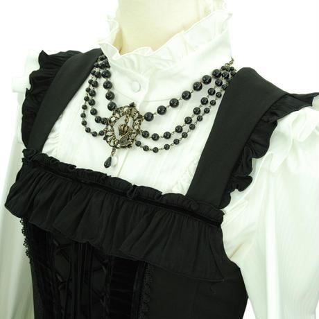 """Victorian""パールネックレス"