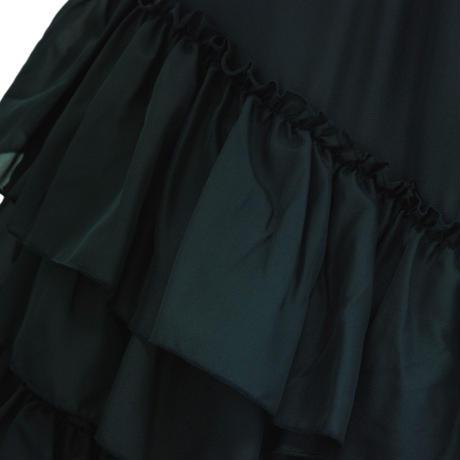 ●ラスト1点●ロングフリルスカート
