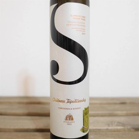 【デザートワイン】TRAMÍN ČERVENÝ2013 – slamové vino[ゲヴュルツトラミネール  2013 - ストローワイン]
