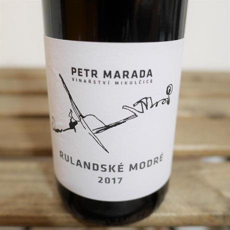 Pinot Noir 2017[ピノ・ノワール 2017 / Petr MARADA]
