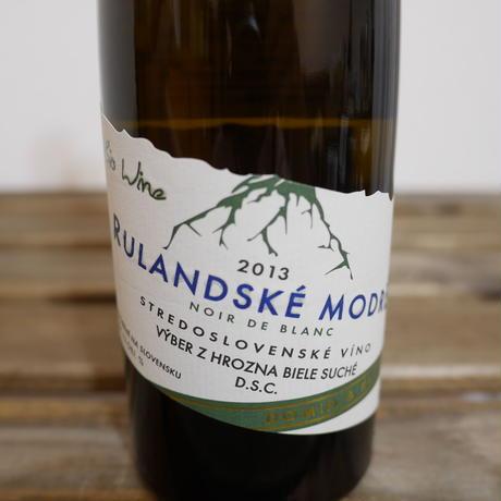 Pinot Noir BIO, Blanc 2013[ピノ・ノワール, ブラン 2013 / Domin & Kušický]