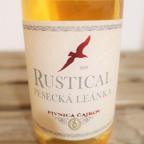 Pesecka leanka RUSTICAL 2018[フェテアスカ レガーラ 2018 / Pivnica Čajkov]