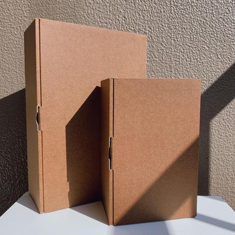 ギフト用BOX・小(最大本数ショート缶3本)