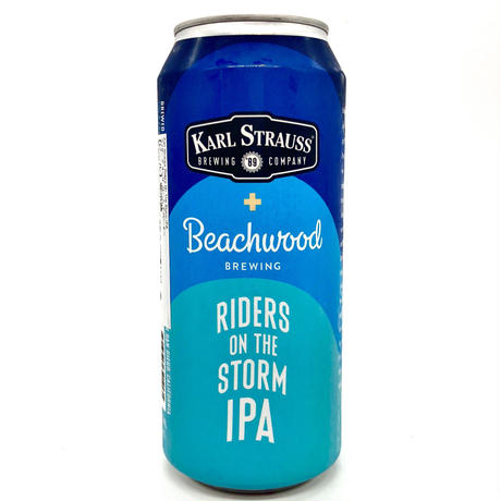 KARL STRAUSS ➕ BEACH WOOD /   RIDERS ON THE STORM   ライダーズ オン ザ ストーム