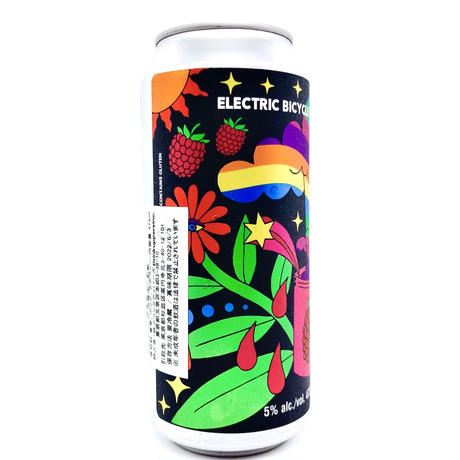 ELECTRIC BICYCLE    /   ATOMIC  JAM  SOUR   アトミック ジャム サワー