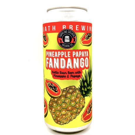 TOPPLING GOLIATH  /  PINEAPPLE PAPAYA FANDANGO   パイナップル パパイヤ ファンダンゴ