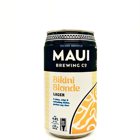 MAUI   /  BIKINI BLOND  ビキニ ブロンド