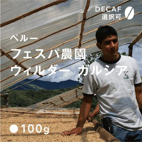 ペルー フェスパ農園 ウィルダー ガルシア  /  中煎り (City Roast)