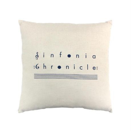 "Sinfonia ""Chronicle"" #2 クッション(マスタード)"