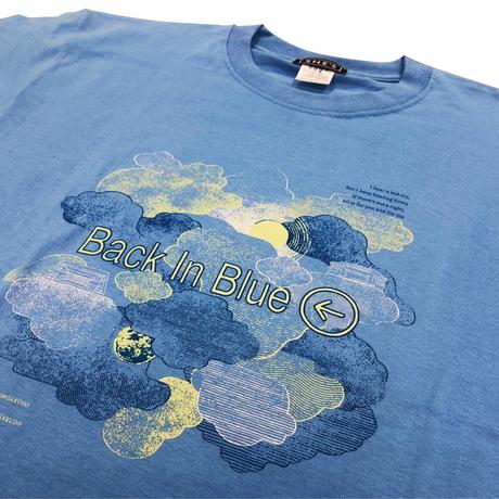 Back In Blue Tシャツ