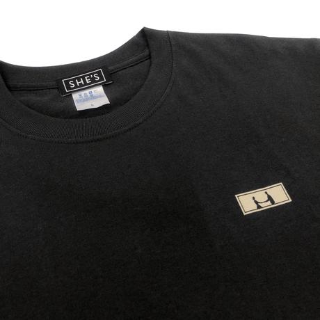 Re:reboot Tシャツ(スミ)